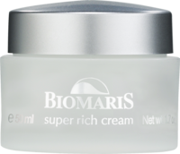BIOMARIS super rich cream ohne Parfum - 50ml