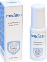 MEDISAN Plus Antitranspirant Deo Spray - 50ml - Deos & Düfte
