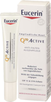 EUCERIN EGH Q10 Active Augencreme - 15ml - Anti-Age & ebenmäßiger Hautton