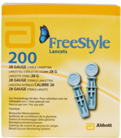 FREESTYLE Lancets - 200St