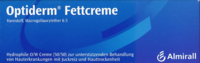 OPTIDERM Fettcreme - 50g - Neurodermitis