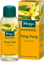 KNEIPP MASSAGEÖL Ylang Ylang pflegend - 100ml - Massageöl & Salbe