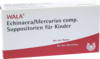 ECHINACEA/MERCURIUS comp.Kindersuppositorien