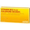 VITAMIN B12 plus Fols�ure Hevert � 2 ml Ampullen