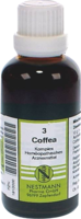 COFFEA KOMPLEX Nr.3 Dilution - 50ml - Nestmann