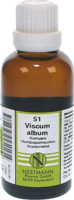 VISCUM ALBUM KOMPLEX Nr.51 Dilution - 50ml - Nestmann