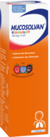 MUCOSOLVAN Kindersaft 30 mg/5 ml - 250ml - Hustenlöser