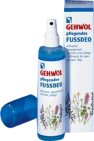 GEHWOL pflegendes Fußdeo Pumpspray - 150ml - Fußsprays & -puder