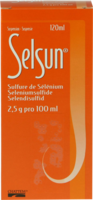 SELSUN Suspension - 120ml
