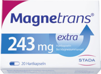 MAGNETRANS extra 243 mg Hartkapseln - 20St - Magnesium