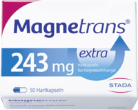 MAGNETRANS extra 243 mg Hartkapseln - 50St - Magnesium