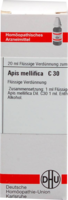 APIS MELLIFICA C 30 Dilution - 20ml - A - C