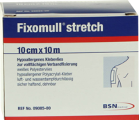 FIXOMULL stretch 10 cmx10 m - 1St - Fixierpflaster
