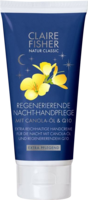 CLAIRE FISHER Nat.Classic Canola Nacht Hand Creme - 60ml - Handcremes