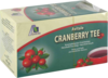 CRANBERRY TEE Filterbeutel