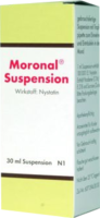 MORONAL Suspension - 50ml - Mund- & Darmpilz