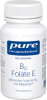 PURE ENCAPSULATIONS B12 Folate E Kapseln - 90St - Vitamin B12