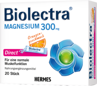BIOLECTRA Magnesium Direct Orange Pellets - 20St - Magnesium