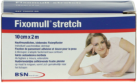 FIXOMULL stretch 10 cmx2 m - 1St - Fixierpflaster