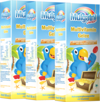 MULGATOL Junior Gel - 3X150ml - Für Kinder