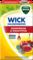 WICK Wildkirsche & Eukalyptus Bonbons o.Zucker 46 g