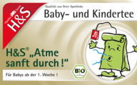 H&S Bio Atme sanft durch Baby- u.Kindertee - 20St - Kindertees