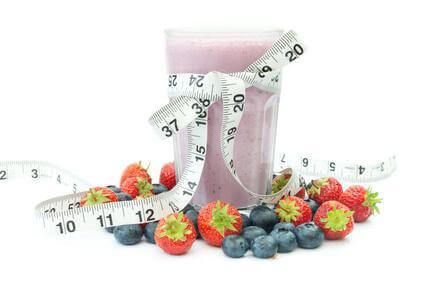 Cremes zur Gewichtsreduktion Magen