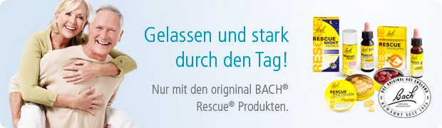 Original Bachblueten Rescue