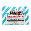 FISHERMANS FRIEND Eucalyptus ohne Zucker Pastillen