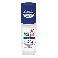 SEBAMED for men Deo Sensitiv Roll-on - 50ml - Deos & Düfte