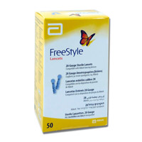 FREESTYLE Lancets - 50St