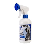 frontline spray f hunde katzen 500 ml versandapotheke. Black Bedroom Furniture Sets. Home Design Ideas