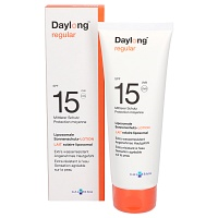 DAYLONG regular SPF 15 Lotion - 100ml - Sonnenmilch