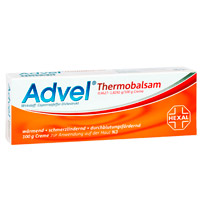 ADVEL Thermobalsam 0,6627-1,8292g/100g Creme - 100g