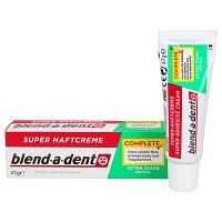 BLEND A DENT Super Haftcreme Neutral - 40ml - Prothesenpflege