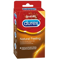 DUREX Natural Feeling Kondome - 8St - Kondome