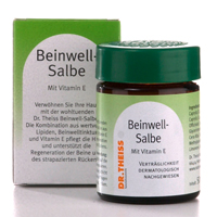 DR.THEISS Beinwellsalbe - 100ml - Beinpflege