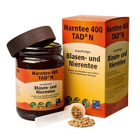 HARNTEE 400 TAD N Granulat - 300ml - Heilkräutertees