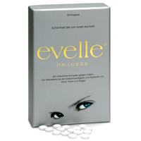 EVELLE Pharma Nord Dragees - 60St - Anti-Aging Pflege