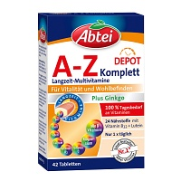 ABTEI A-Z Complete Tabletten - 42St - Vitamine