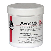 AVOCADO B12 Creme - 200ml - Neurodermitis