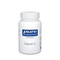 PURE ENCAPSULATIONS Vitamin C Kapseln - 90St - Pure Encapsulations