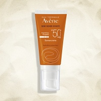 AVENE SunSitive Sonnencreme SPF 50+ - 50ml - Sonnenpflege