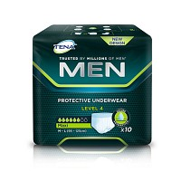 TENA MEN Protective Underwear Level 4 M/L - 10St - Einweg & Windelhosen
