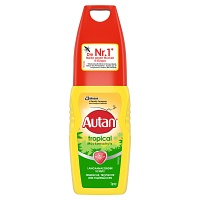 AUTAN Tropical Pumpspray - 100ml - Insektenschutz