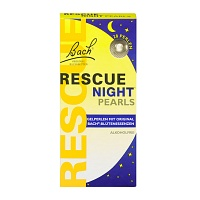 BACH ORIGINAL Rescue night pearls - 1St - Nahrungsergänzung