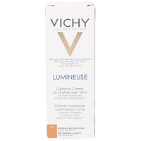 VICHY LUMINEUSE Mate doree normale/Mischhaut Creme - 30ml - Getönte Tagescreme