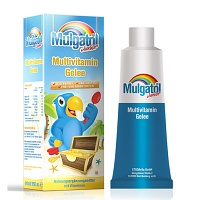 MULGATOL Junior Gel - 150ml - Für Kinder