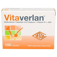 VITAVERLAN Tabletten - 100St - Multivitamin