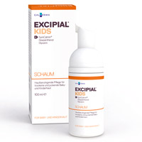 EXCIPIAL Kids Schaum - 100ml - Neurodermitis